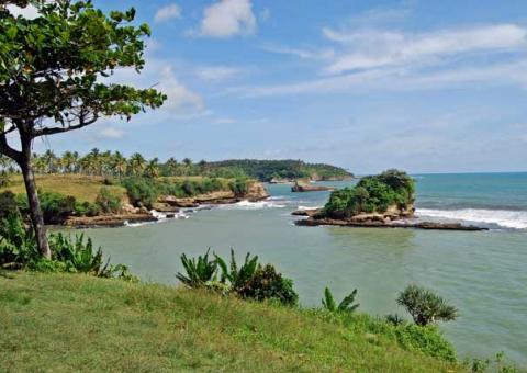 Objek Wisata Ujung Genteng